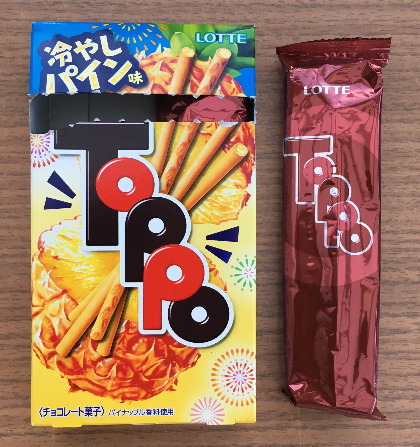 Toppo Ananas